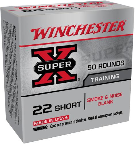 WIN X22SBW    22 SHORT BLANK     50/100