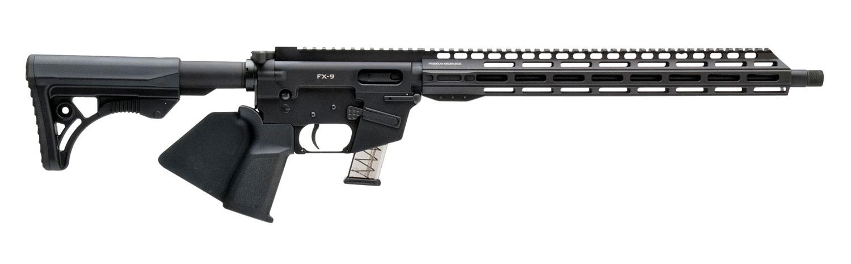 Freedom Ordnance FX9R16CC FX-9 Carbine *CA Compliant 9mm NATO 16.50