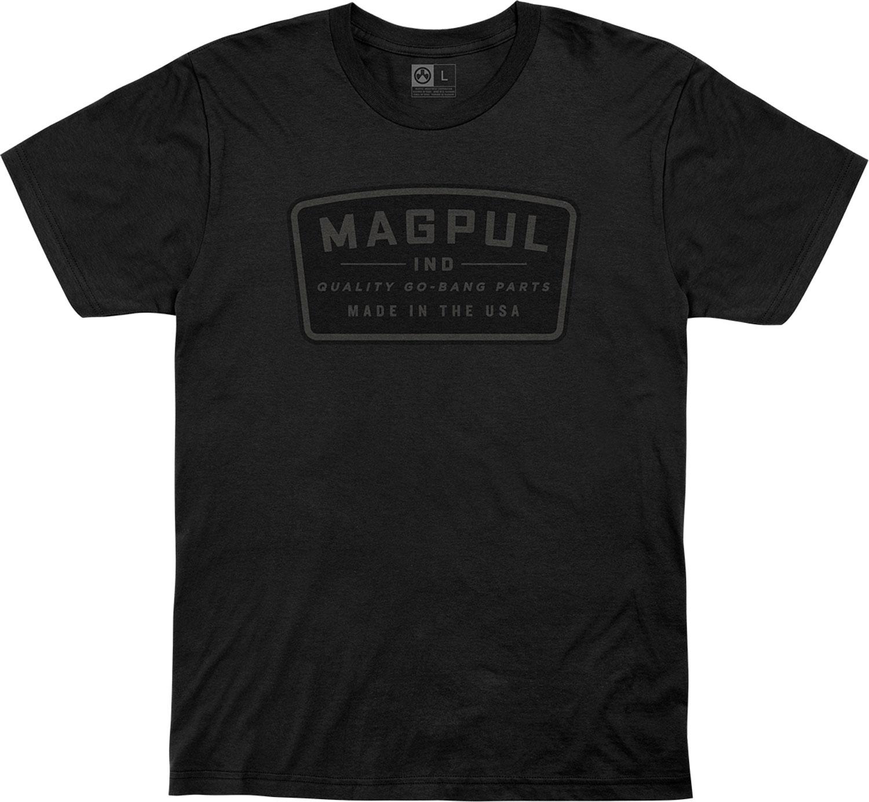 MAGPUL MAG1111-001-M  GO BANG PARTS  SHIRT MD  BLK
