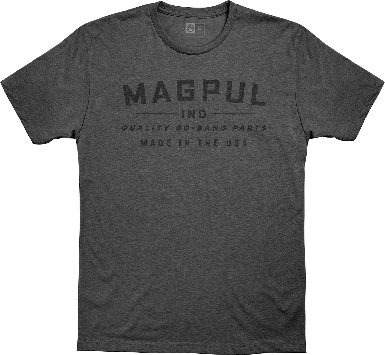 MAGPUL MAG1112-011-L  GO BANG CVC    SHIRT LG CHAR