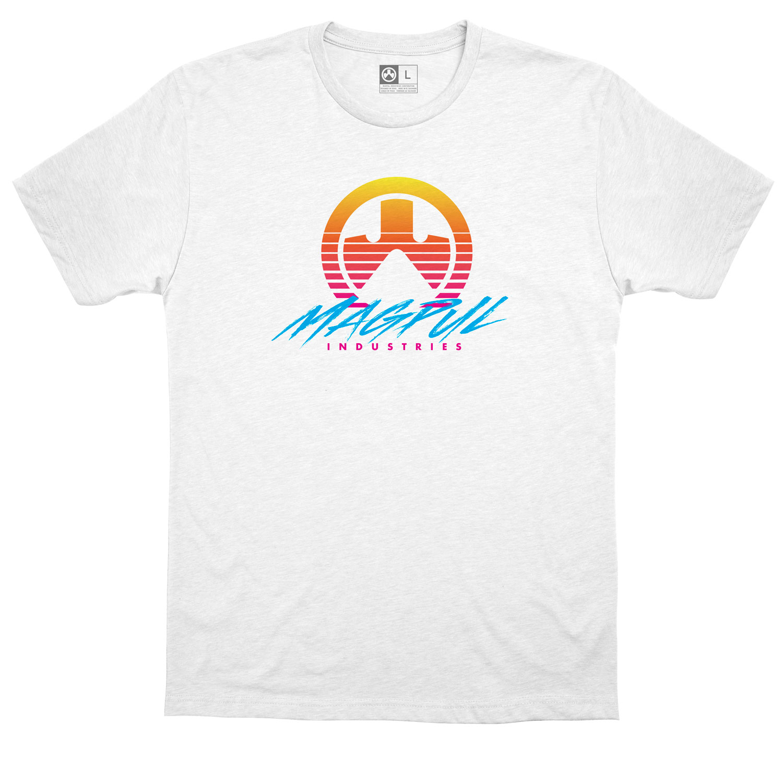 Magpul MAG1134-100-3X Megablend Brenten Shirt XXXL White