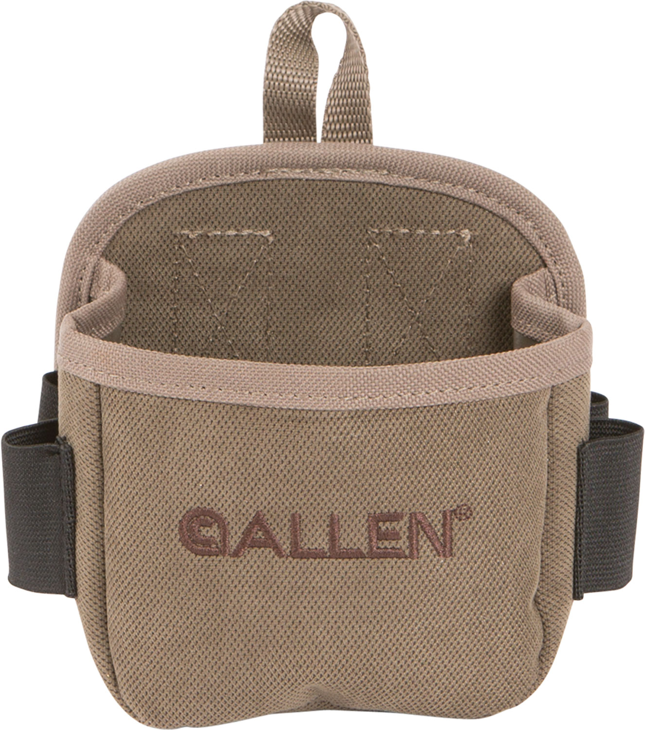 Allen Select Canvas Single Box Shell Carrier  <br>  Brown