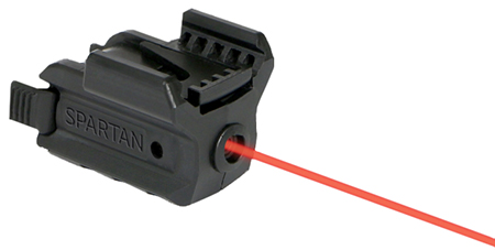 LaserMax SPS-R Spartan Red Laser 650nm Minimum 1