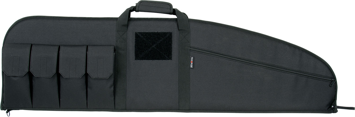 COMBAT TACTICAL RIFLE CASE 46IN BLACK