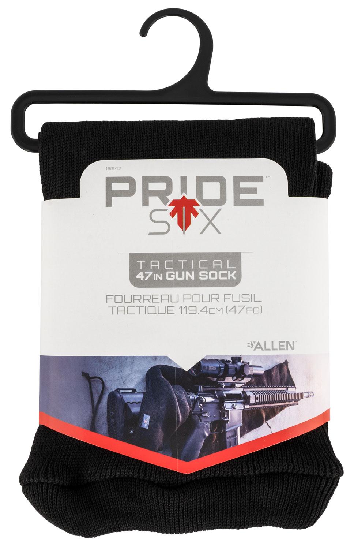 Pride6 Tactical Gun Sock  <br>  Black 47 in.