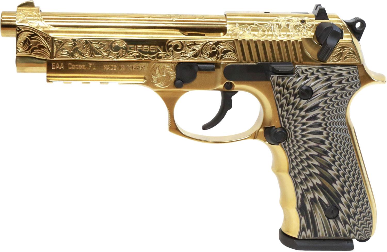 Girsan 390088 Regard MC Deluxe 9mm Luger 4.90