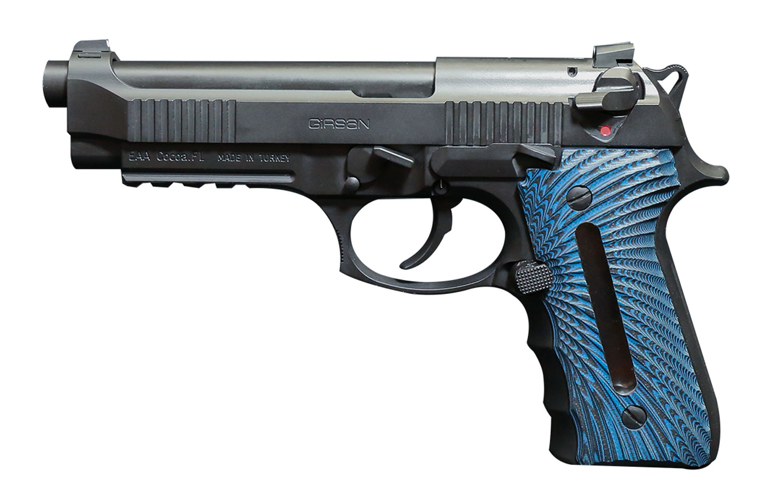 Girsan 390087 Regard MC Gen4 9mm Luger 4.90