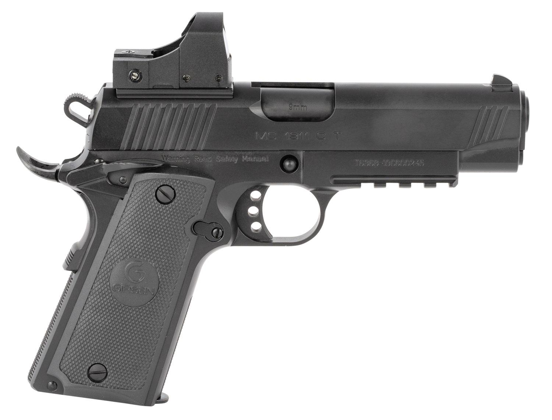 Girsan 390051 MC1911 C 9mm Luger 4.40