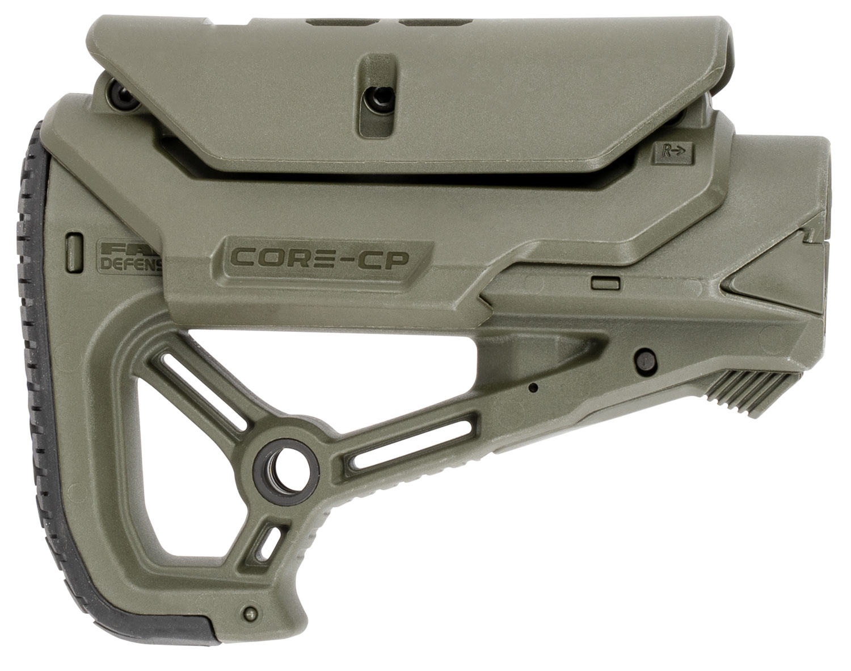 FAB FX-GLCORECPG  GLCORE CP AR15 M4 STOCK ODG