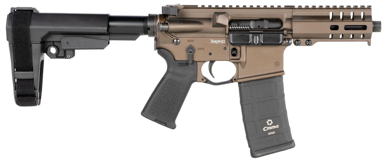 CMMG 94A179CMB Banshee 300 MK4 9mm Luger 5