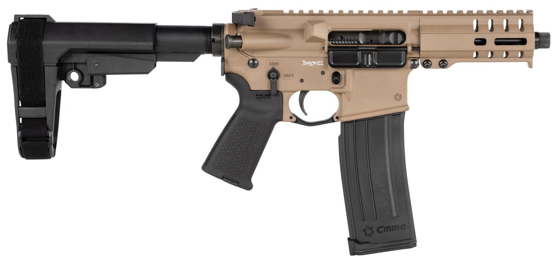 CMMG 54A186A-FDE Banshee 300 MK4 5.7x28mm 5