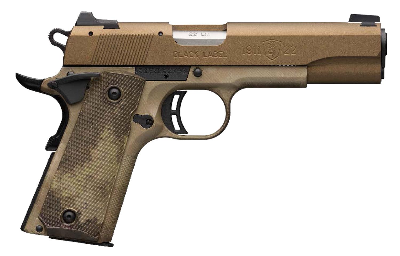 Browning 051887490 1911-22 Speed 22 LR 4.25