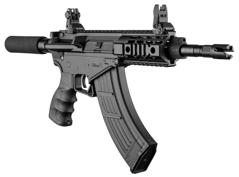 GILBOA/SILVER SHADOW G7P762SAB M43 Pistol 7.62x39mm 7.50