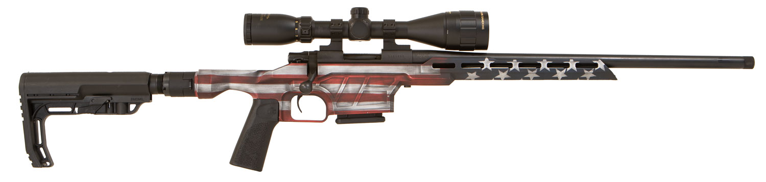 HOWA MINI CHASSIS 223REM FLAG - HTI EXCL LITE CHASSIS