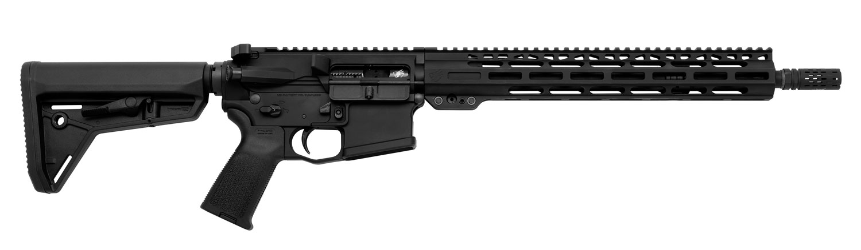 American Defense Mfg UICR5BLK14M2MLOK UIC15 Mod 2 5.56x45mm NATO 14.50