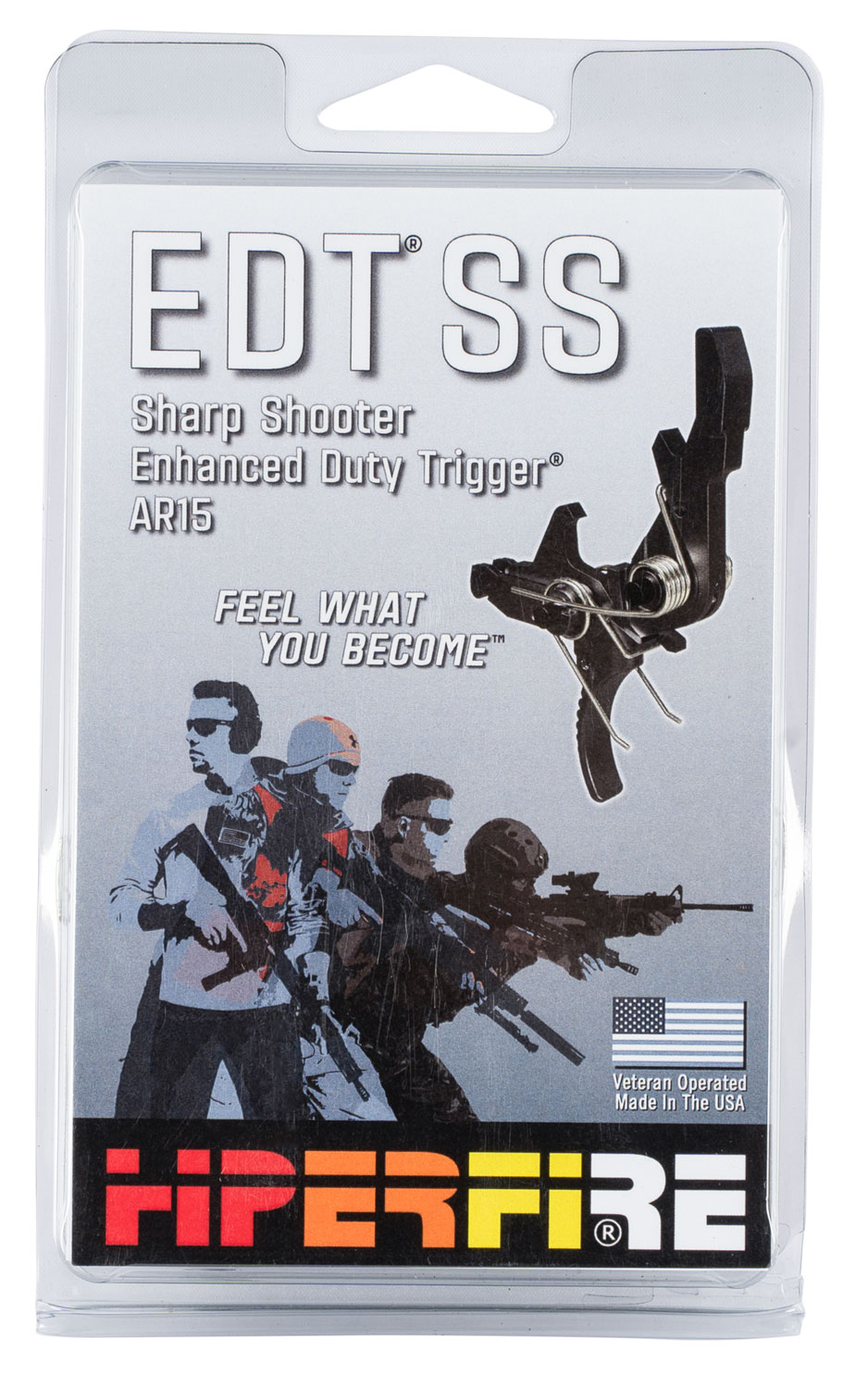 HIPERFIRE EDTSS EDT SHARPSHOOTER AR TRG