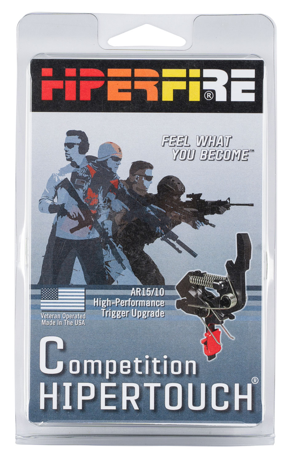 HIPERFIRE HPTC HIPERTOUCH COMPTN AR TRG