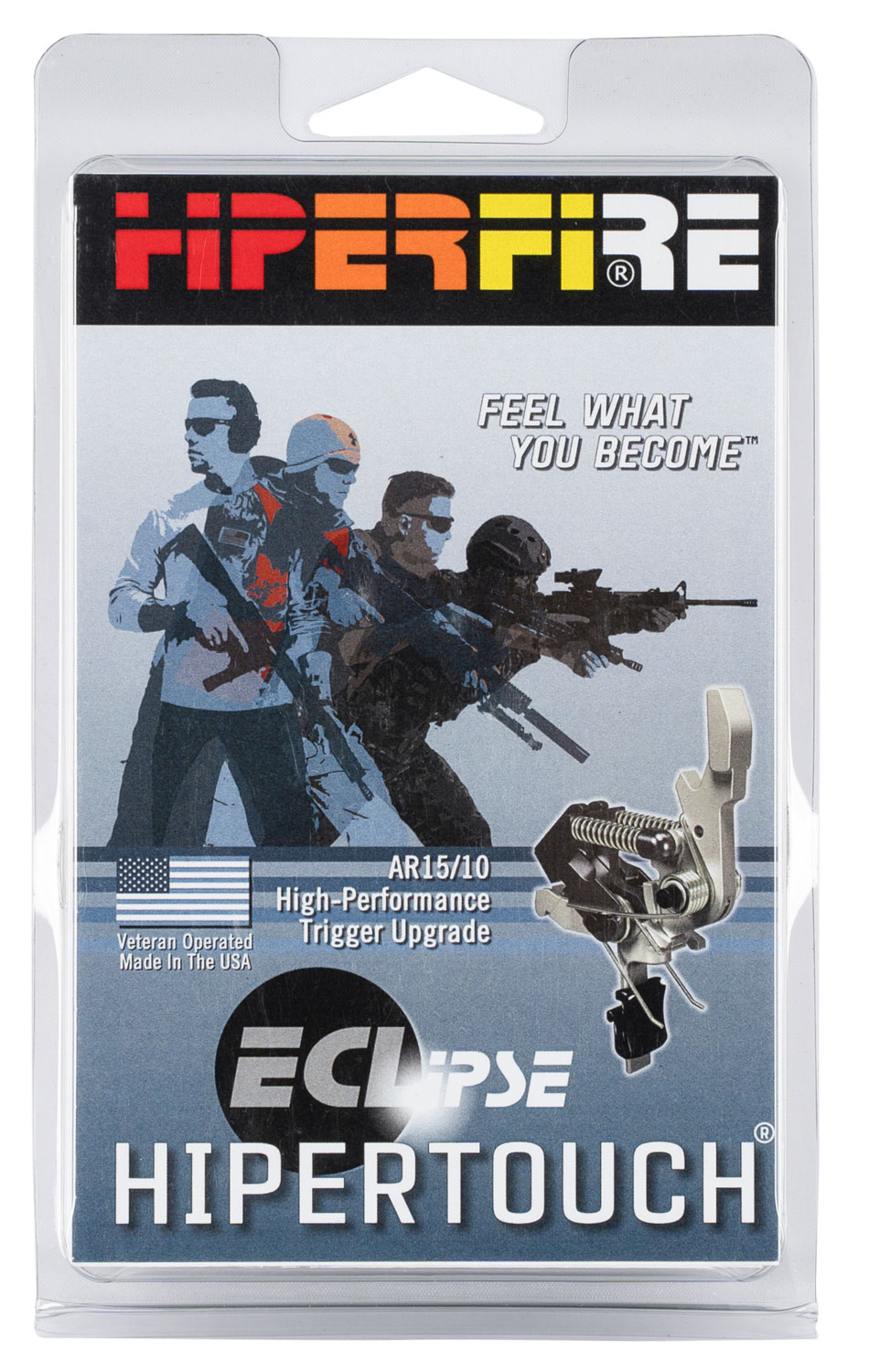 HIPERFIRE HPTECL HIPERTOUCH ECLPSE AR TRG
