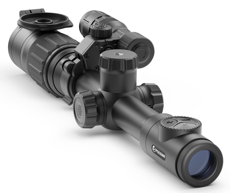 Pulsar PL76641 Digex N450 4-16x50mm 6.50x4.90 Degrees FOV Black