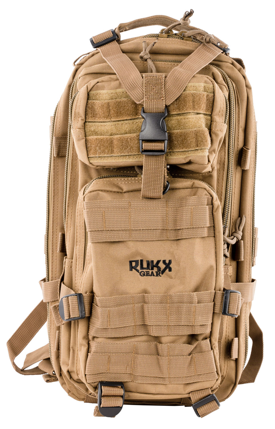 RUKX GEAR Tactical 1 Day 600D Polyester 18