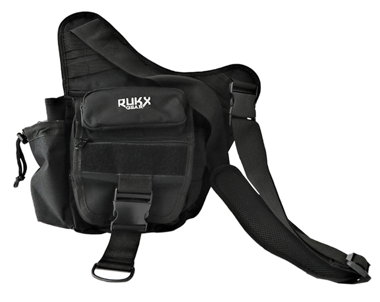 ATI SINGLE STRAP SLING BAG BLAKC RUKX GEAR