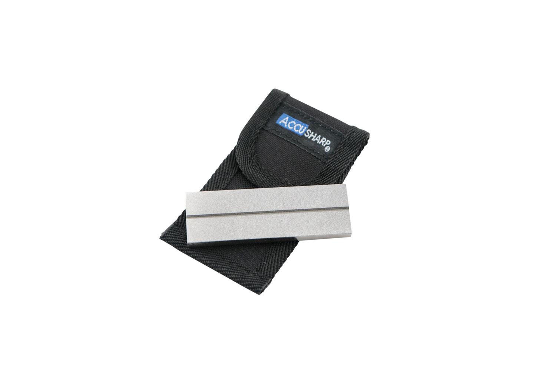 FPI 027C  ACCUSHARP 3IN DIAMOND POCKET STONE W/PCH
