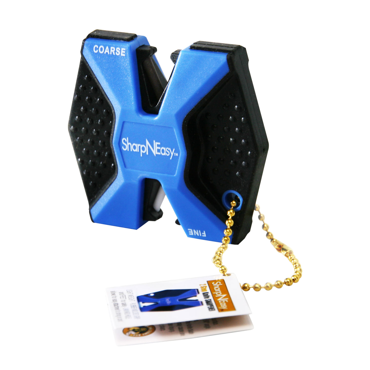 AccuSharp SharpNEasy 2-Step Sharpener 334C Blue