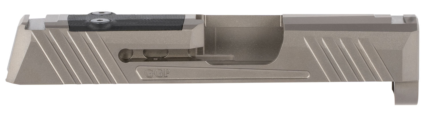GREY GHOST PRECISION GGP365GRY1 GGP365 Version 1 Sig P365 Gray DLC 17-4 Stainless Steel