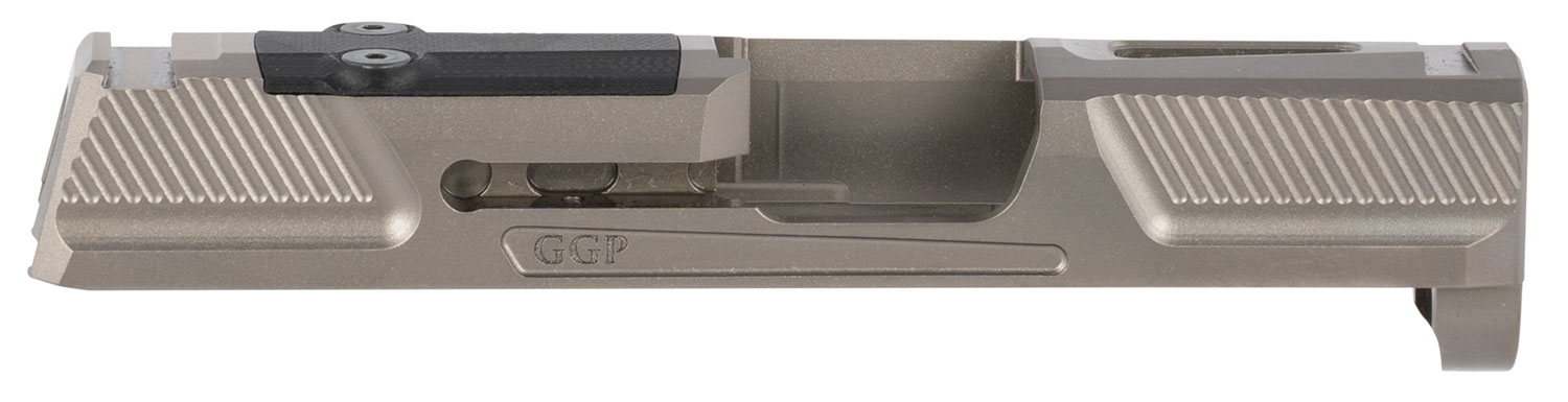 GREY GHOST PRECISION GGP365GRY2 GGP365 Version 2 Sig P365 Gray DLC 17-4 Stainless Steel