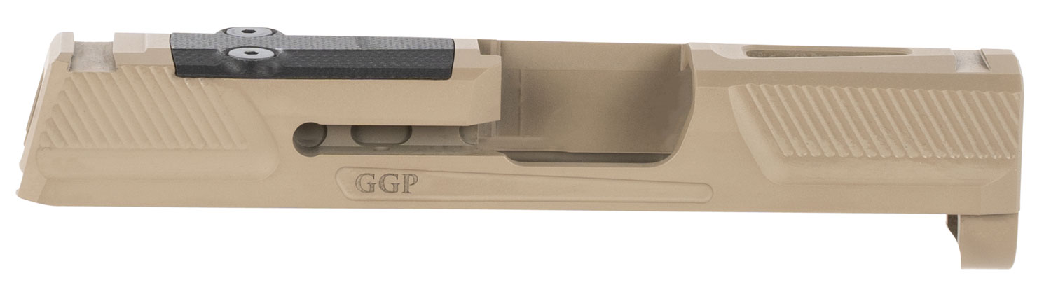 GREY GHOST PRECISION GGP365FDE2 GGP365 Version 2 Sig P365 Flat Dark Earth Cerakote 17-4 Stainless Steel