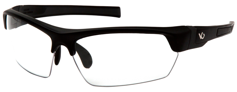 Pyramex VGSB310T Tensaw Shooting/Sporting Glasses Blk