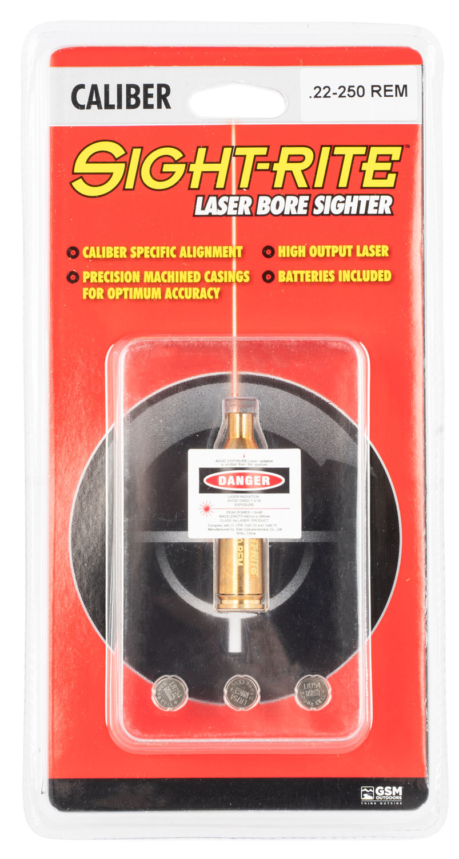 SME XSI-BL-250    SIGHTRITE LASR BORE SGHT 22-250