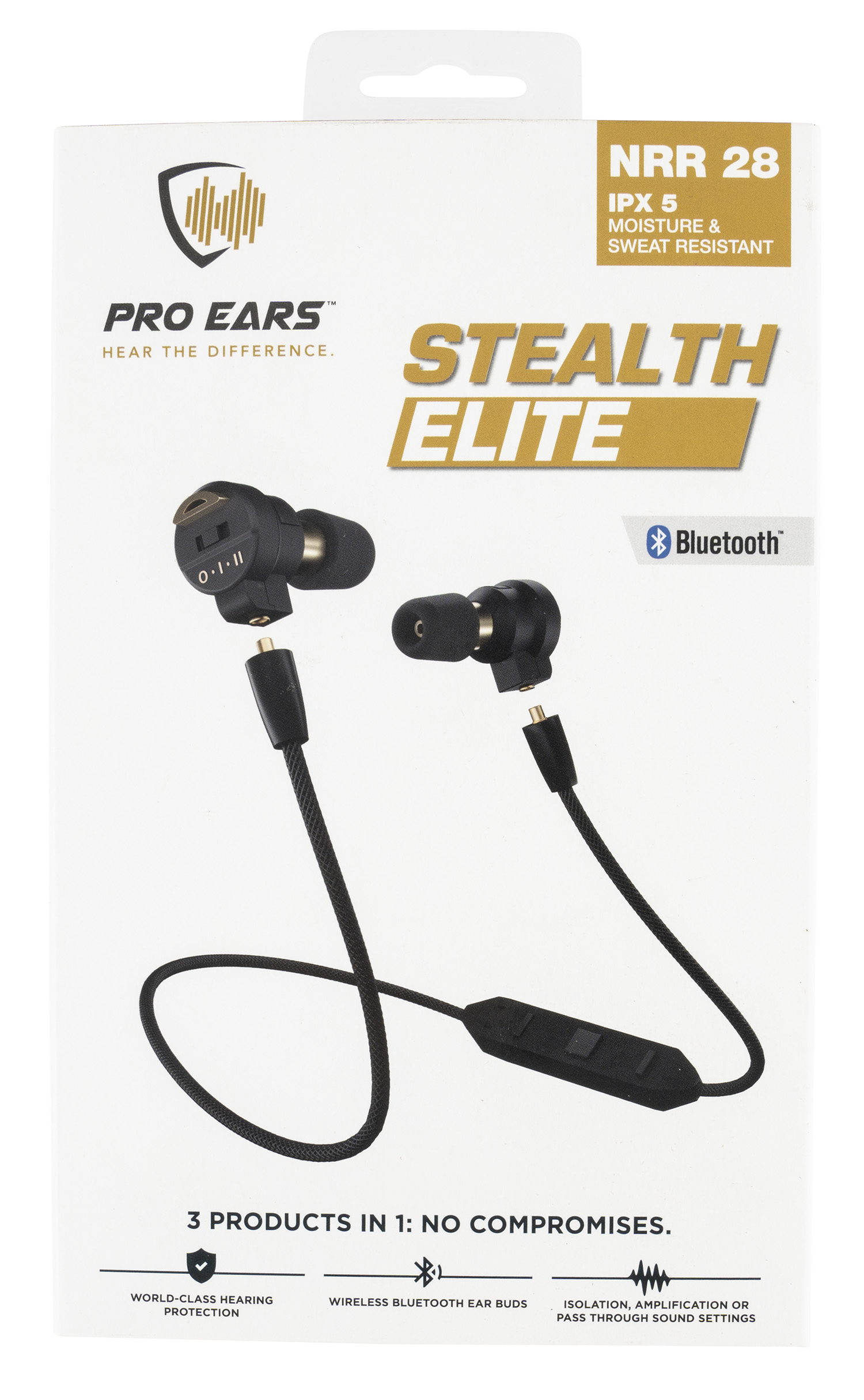 Pro Ears Stealth Bluetooth Elite Hearing System