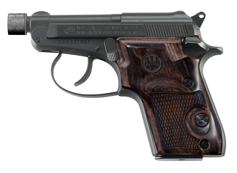 Beretta USA J212125 21A Bobcat 22 LR 2.90
