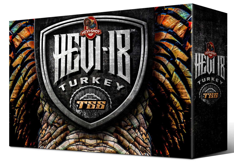 HEVI-Shot 1009 Hevi-18 Turkey TSS 410 Gauge 3