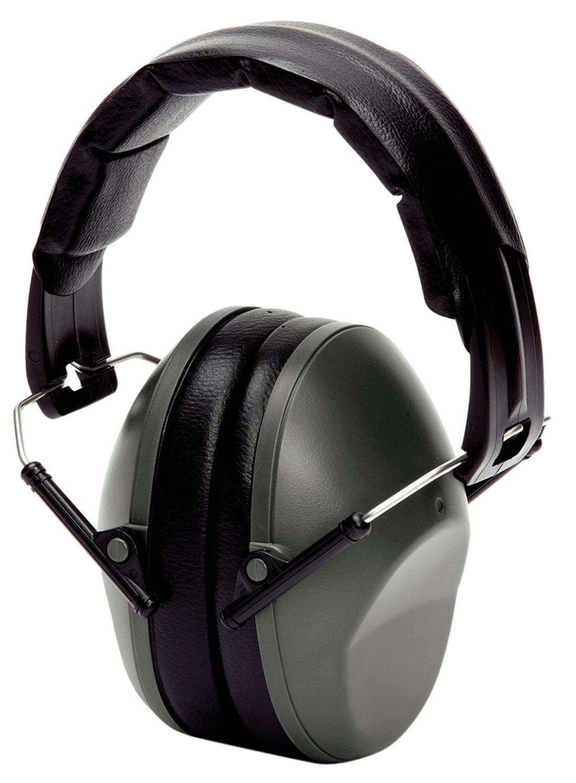 Pyramex VGPM9010C VG90 Adult Earmuff 22 dB Black/Gray