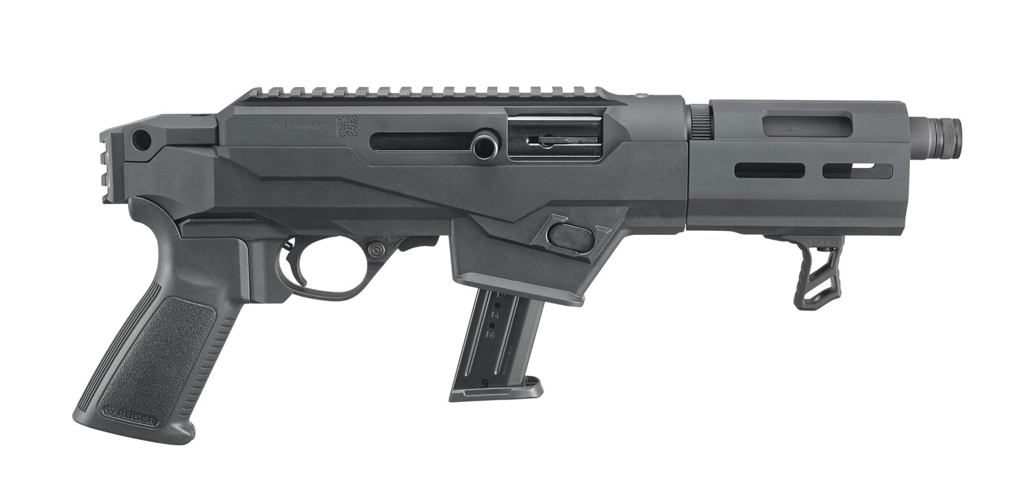 RUGER PC CHARGER 9MM 6.5