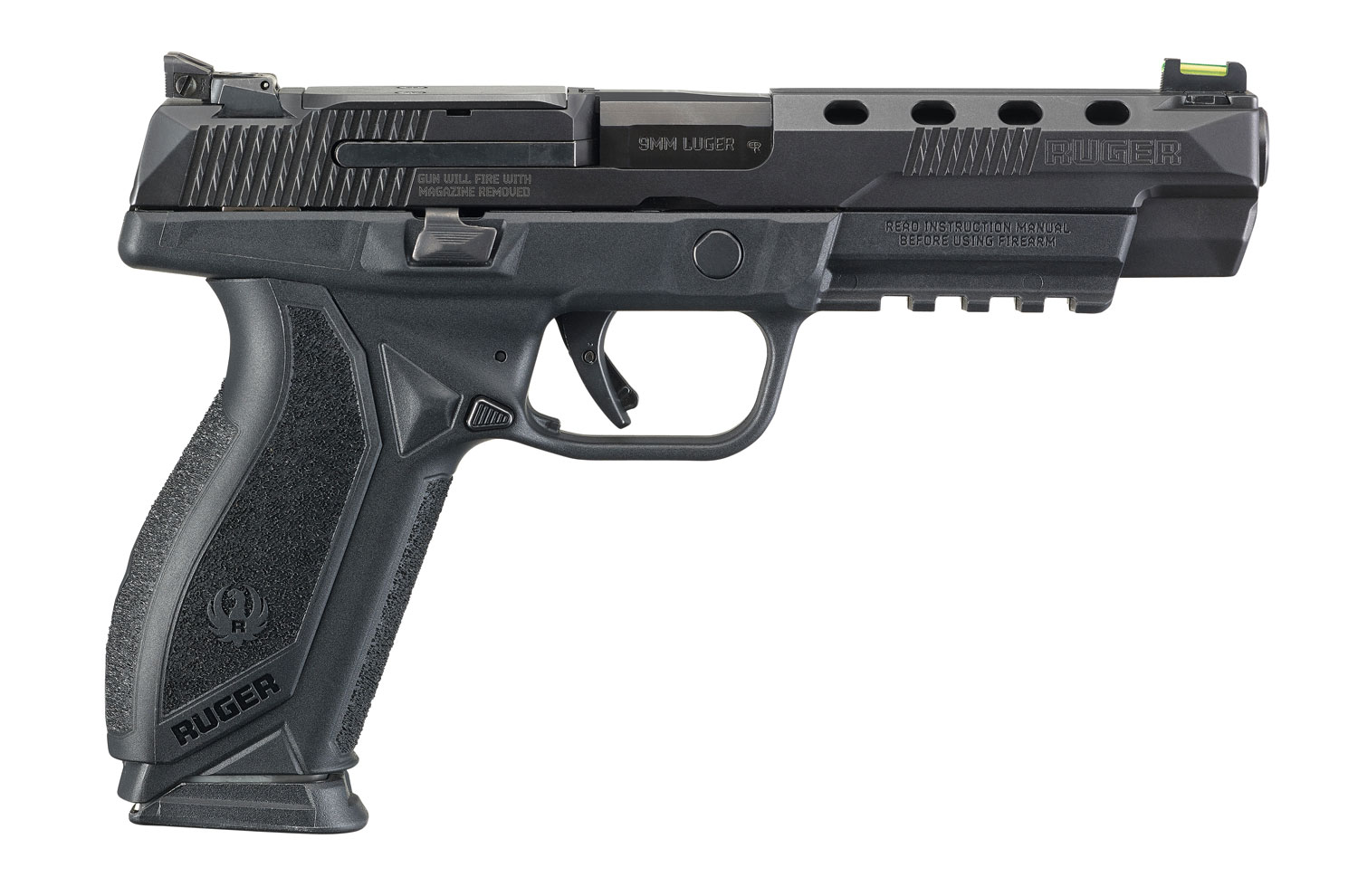 RUGER AMERICAN 9MM 5