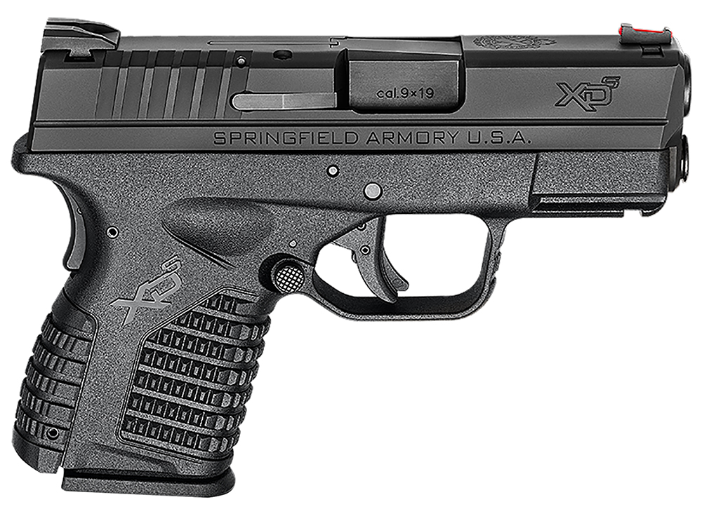 Springfield Armory XDS9339BE XD-S   9mm Luger Double 3.3