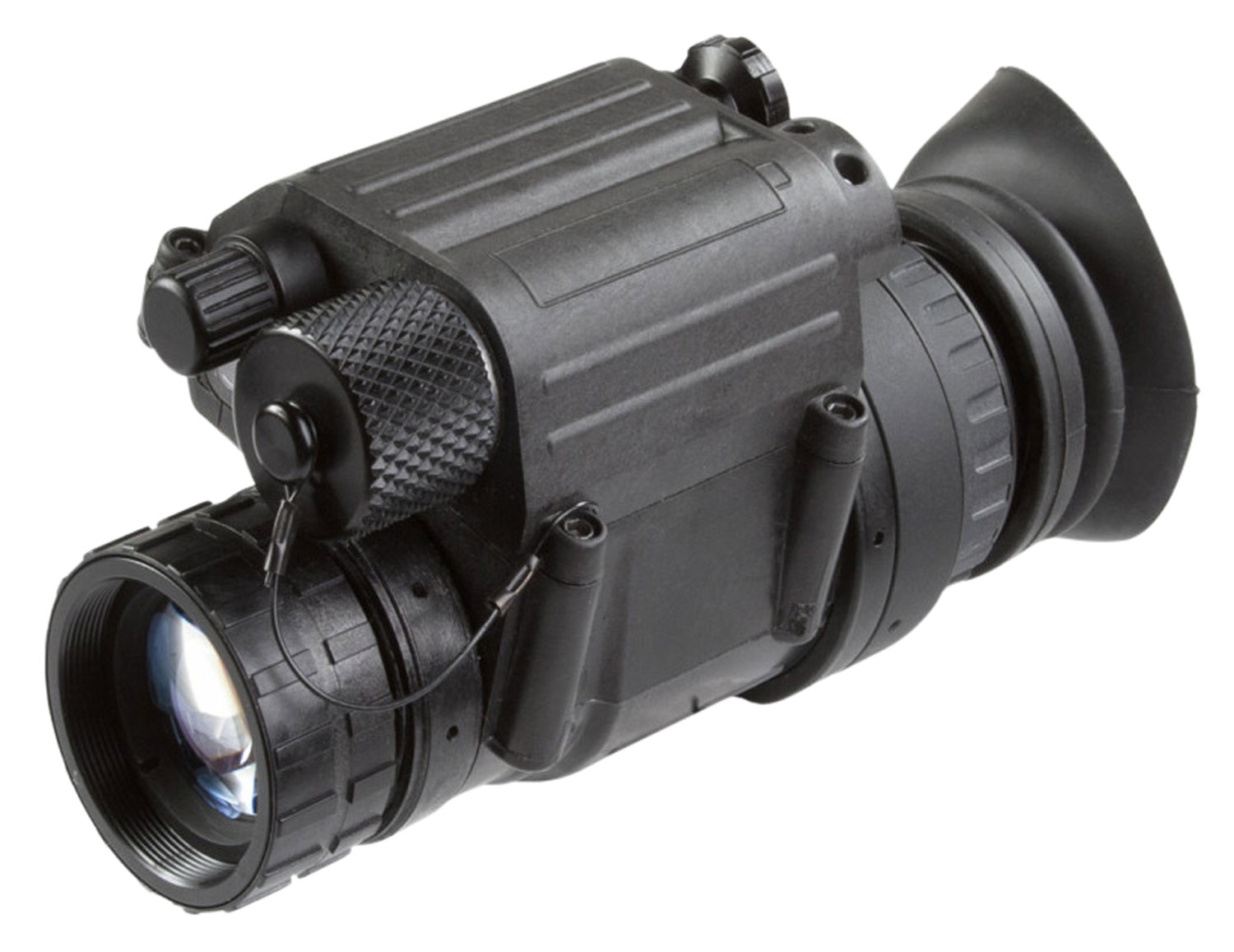 Agm Global Vision 11P14122453031 PVS-14 NL-3 Monocular 1x 26mm 40 Degrees FOV Black