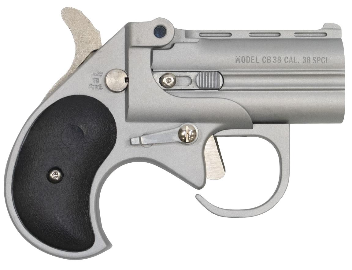 Cobra Pistol BBG38SB Derringer Big Bore 38 Special 2.75
