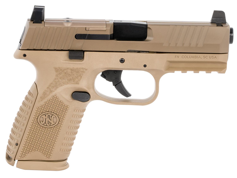 FN 66100741 509 Midsize MRD 9mm Luger 4
