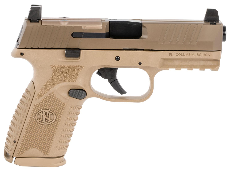 FN 66100742 509 Midsize MRD 9mm Luger 4