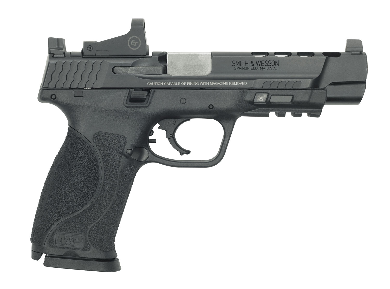 Smith & Wesson 12470 Performance Center M&P M2.0 9mm Luger 5