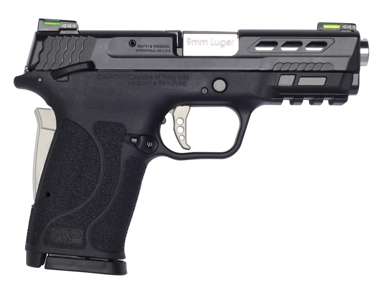 Smith & Wesson 13225 Performance Center M&P Shield EZ M2.0 9mm Luger 3.80