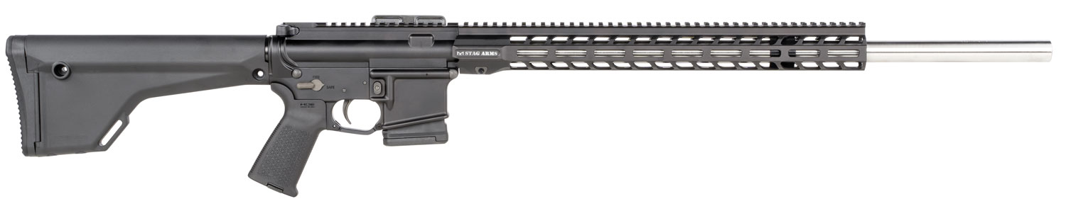 Stag Arms 15010711 Stag 15 Varminter 5.56x45mm NATO 24