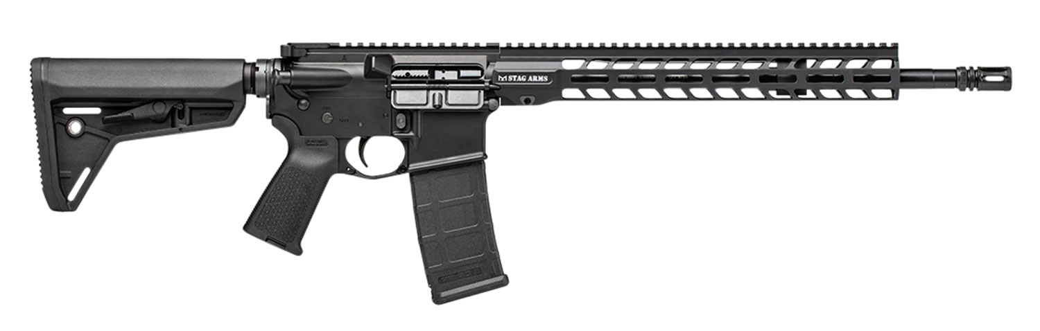 Stag Arms 15000102 Stag 15 Tactical 5.56x45mm NATO 16
