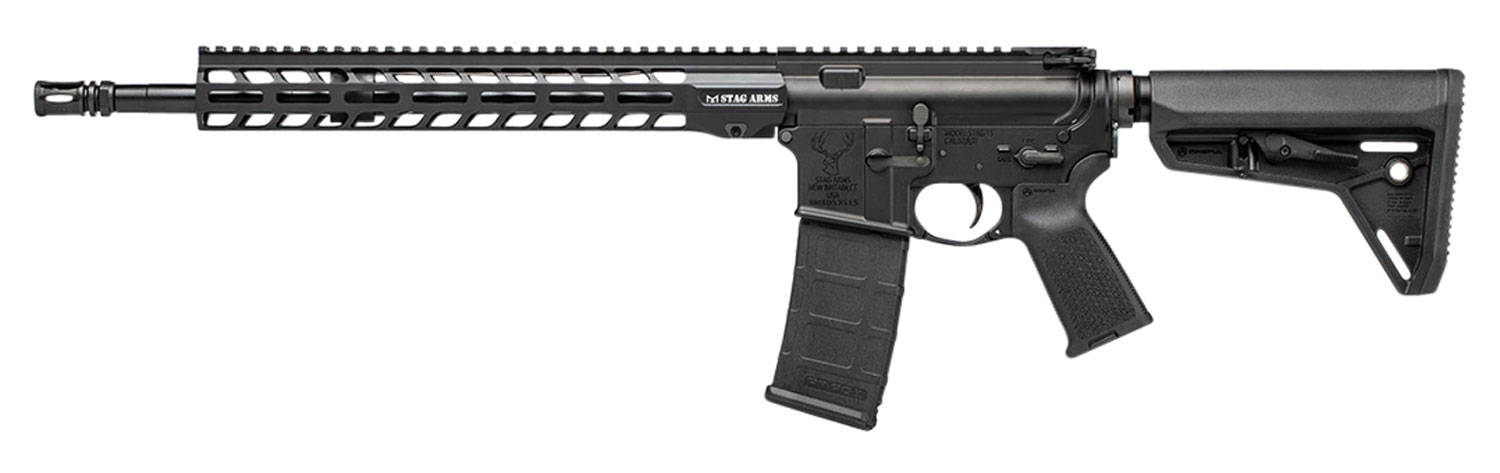 Stag Arms 15010102 Stag 15 Tactical 5.56x45mm NATO 16