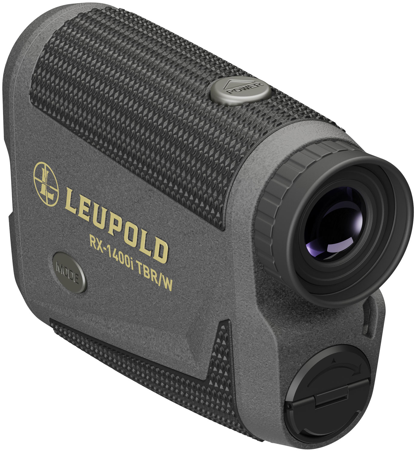 Leupold 179640 Rx-1400i  5x 21mm 950-1200 yds Gray w/Black Accents