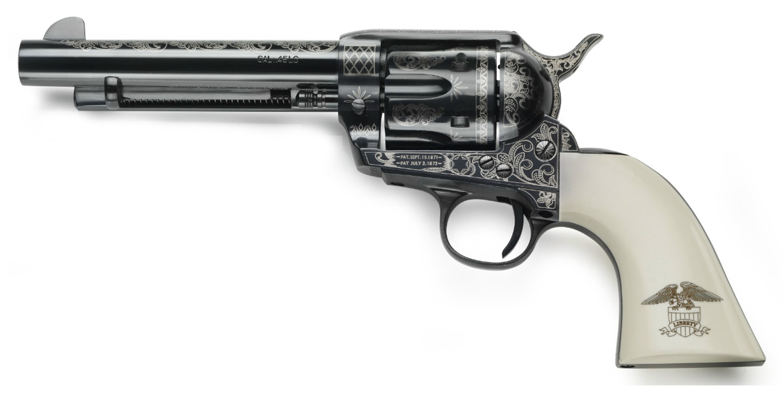 Pietta GW45LLE434NMUI 1873 GW2 Liberty 45 Colt (LC) 6rd 4.75